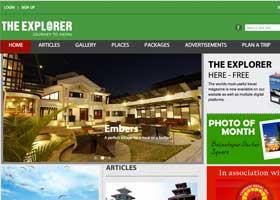 TheXplorer Magazine