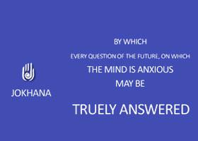 Jokhana -Vedic Prophesier